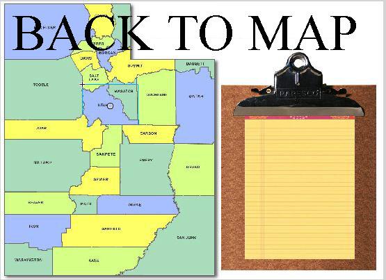 Utah Grant Map